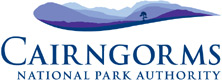 The Cairngorms National Park logo